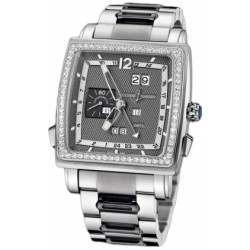 Ulysee Nardin Quadrato Dual Time Perpetual 320-90B-8M/69