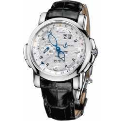 Ulysee Nardin GMT +/- Perpetual 42mm 320-60/60