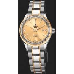 Tudor Style Steel And Yellow Gold 12703