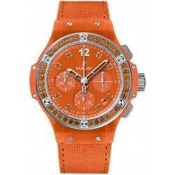 Hublot Big Bang Tutti Frutti Linen Orange 341.XO.2770.NR.1206