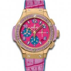 Hublot Pop Art Yellow Gold Purple 341.VV.7389.LR.1205.POP15