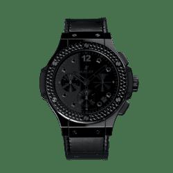 Hublot Big Bang All Black Shiny 41mm 341.CX.1210.VR.1100