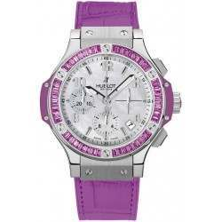 Hublot Steel Tutti Frutti Mirror Purple 341.SV.6010.LR.1905