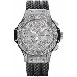 Hublot Big Bang Steel Full Pavé 41mm 341.SX.9010.RX.1704