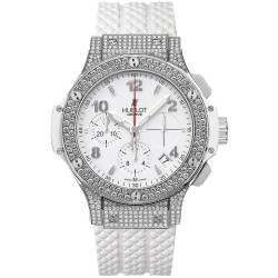 Hublot Big Bang Steel White Pavé 41mm 342.SE.230.RW.174