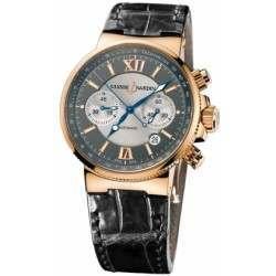 Ulysee Nardin Maxi Marine Chronograph 356-66/319