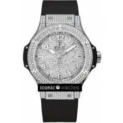 Hublot Big Bang Quartz Steel 38mm