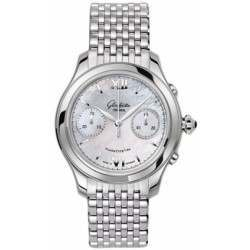 Glashutte Lady Serenade Chronograph 39-34-12-02-14