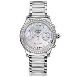 Glashutte Lady Serenade Chronograph 39-34-12-12-34