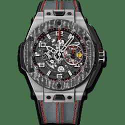 Hublot Ferrari Titanium Carbon 401.NJ.0123.VR