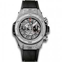 Hublot Unico Titanium Jewellery 411.NX.1170.RX.0904