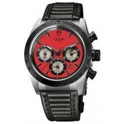 Tudor Fastrider Chrono Automatic Red/Leather 42010N