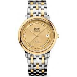 Omega De Ville Prestige Chronometer 37mm Automatic 424.20.37.20.58.002