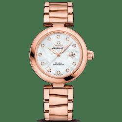 Omega De Ville Ladymatic Chronometer 425.60.34.20.55.004