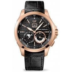 Girard Perregaux Traveller Large Date, Moonphase&GMT 49655-52-631-BB6A