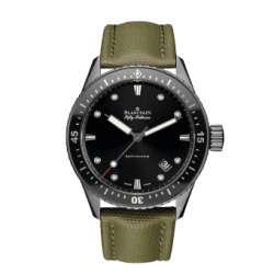 Blancpain Fifty Fathoms Bathyscaphe 5000-12C30-K52A
