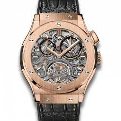 Hublot Tourbillon Cathedral Minute Repeater King Gold 504.OX.0180.LR