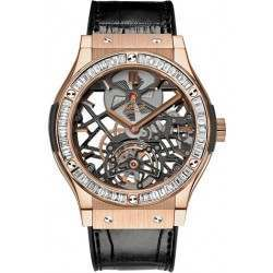 Hublot Skeleton Tourbillon King Gold 505.OX.0180.LR.1904