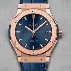 Hublot Blue King Gold 511.OX.7180.LR