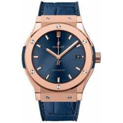 Hublot Blue King Gold 511.OX.7180.LR