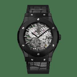 Hublot Classic Fusion Ultra-Thin All Black 45mm 545.CM.0140.LR