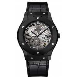 Hublot Classic Fusion Ultra-Thin All Black 45mm 515.CM.0140.LR