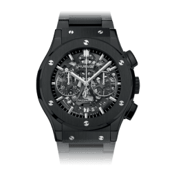 Hublot Classic Fusion Aero Chronograph Black Magic 525.CM.0170.CM