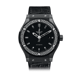 Hublot Classic Fusion Black Magic Diamonds 542.CM.1170.LR.1104