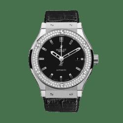 Hublot Classic Fusion Titanium Diamonds 542.NX.1170.LR.1104