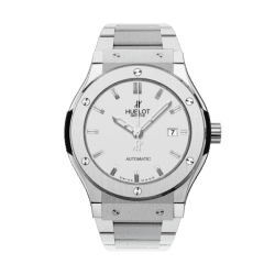 Hublot Classic Fusion Titanium Opalin Bracelet 542.NX.2610.NX