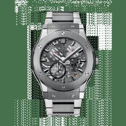 Hublot Classic Fusion Classico Ultra-thin skeleton Titanium Bracelet