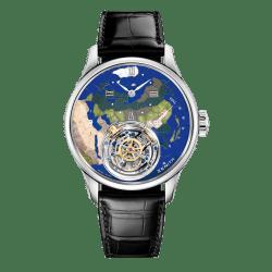 Zenith Academy Christophe Colomb Planete Bleue 40.2211.8804/91.C714