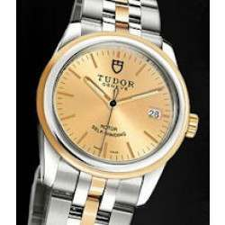 Tudor Glamour Date Watch 55003