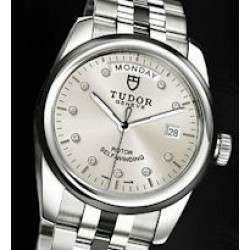 Tudor Glamour Day-Date Watch 56010N1