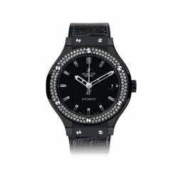 Hublot Classic Fusion Black Magic Diamonds 565.CM.1170.LR.1104