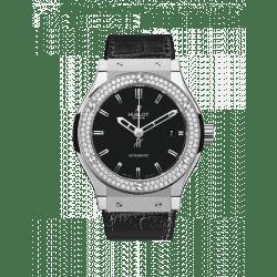 Hublot Classic Fusion Titanium Diamonds 565.NX.1170.LR.1104