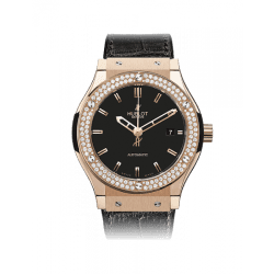 Hublot Classic Fusion King Gold Diamonds 565.OX.1180.LR.1104