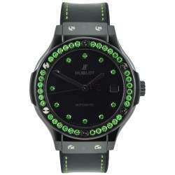 Hublot Shiny Ceramic Green 565.CX.1210.VR.1222