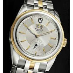 Tudor Glamour Double Date Watch 57003SB