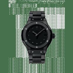 Hublot Classic Fusion All Black Bracelet 581.CM.1110.CM