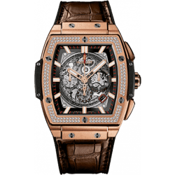 Hublot Spirit of Big Bang Diamonds King Gold 601.OX.0183.LR.1104