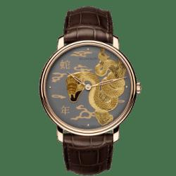Blancpain Villeret Damasquinee 6615B-3612-55B
