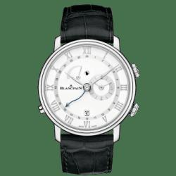 Blancpain Villeret Réveil GMT 6640-1127-55B