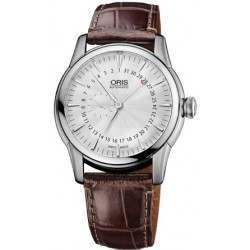 Oris Artelier Small Second Pointer Date 01 744 7665 4051-07 5 22 70FC