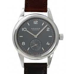 NOMOS Glashutte Club Automat Date dark 772