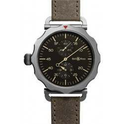 Bell & Ross WW2 Bomber Regulateur BRWW2-REG-HER/SCA