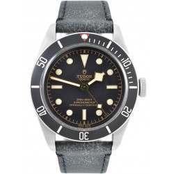 Tudor Heritage Black Bay Black Leather 79230N