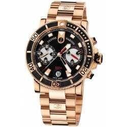 Ulysee Nardin Maxi Marine Diver Chronograph 8006-102-8M/92