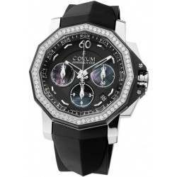 Corum Admiral's Cup Challenger 40 Chrono Diamonds 984.970.47/F371 PN34