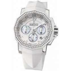 Corum Admiral's Cup Challenger 40 Chrono Diamonds 984.970.47/F379 PN35